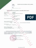 Certificado de Empresa a en Castilla y Leon