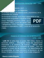 REVOLUCIÓN FRANCESA Presentación