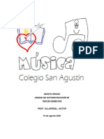 Música-Módulo 2 de quinto grado-Segundo Bimestre