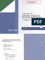 RealTime Big Data mostra aprovação de 65% do Governador Ronaldo Caiado em Luziânia