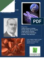 Aproximaciones Terapeuticas y Fisiopatologia de la Enfermedad de von Willebrand