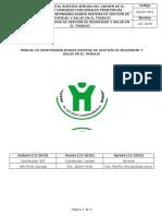 Manual de Responsabilidades SGSST