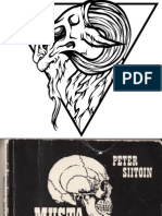 Peter Siitoin - Musta Magia I Osa