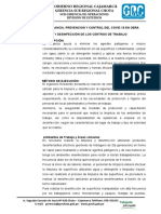 ESPECIFICACIONES TECNICAS PLAN COVID