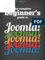 The Complete Eginners Guide to Joomla