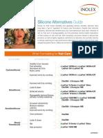 INOLEX Silicone Alternatives Guide.pdf