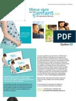 Guide Grossesse Et Jeune Enfant