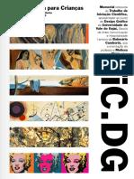 Memorial Descritivo Julia Vieira - Arte Moderna para Crianças