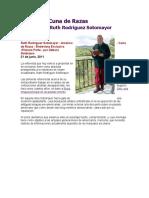 América cuna de razas (entrevista a Ruth Rodríguez Sotomayor, jun-11).docx