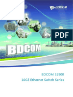 BDCOM S2900 10G Ethernet Switch Series Datasheet_V2.0(1)