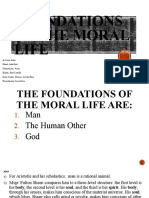 FOUNDATIONS OF THE MORAL LIFE