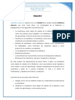 Clase N°6 Didactica
