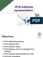 IPv6-Addressing