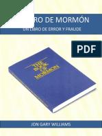 El Libro de Mormon. - Error y Fraude