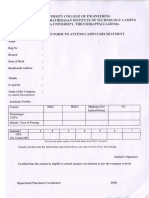 Registration form to atend campus interviews (1)