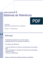 Geodesia e Sistemas de Referência_v1_1