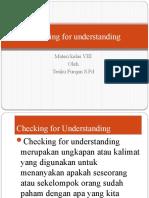 P2 Checking for understanding kelas VIII.pptx