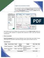 Software GBS - Ingresando Mis Comprobantes Contables