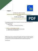 1. Lista de Material Ing. Villafani - Tec. de Const. Edificios