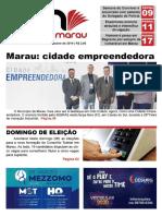 Jornal de Marau 4 de novembro de 2019