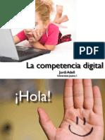 Competencias TIC alumnos Jordi Adell