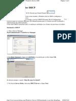 DHCP ASDS