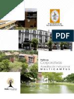 políticas corporativas universidad de san buenaventura
