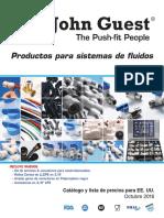 John Guest Sistemas fluidos catalogo