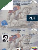 DIAPOSITIVAS DE LA EXPOSICION DE ETICA definitivas
