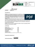Silcrop - Blindax - Aceites vegetales - FT