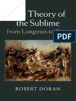 Robert Doran - The Theory of the Sublime from Longinus to Kant (2015, Cambridge University Press).pdf