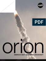 Orion America's Next Generation Spacecraft