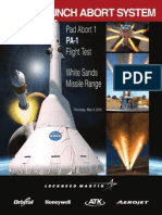 Orion Launch Abort System