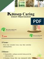 Konsep Caring Dalam Keperawatan OK - Copy