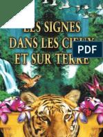 HARUN YAHYA - French - LES SIGNES DANS LES CIEUX ET SUR TERRE