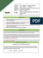 GUIA Y TALLER DE ARITMETICA NUMEROS RACIONALES  EXPRESIONES DECIMALES.pdf