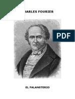 FOURIER, Charles. El falansterio