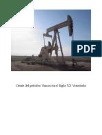 Gente Del Petroleo Vascos en El Siglo XX Venezuela - Compilacion Xabier Iñaki Amezaga Iribarren