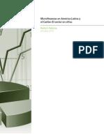 BID (2010) Informe Microfinazas en America Latina