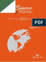 CONVOCATORIAS Y PROGRAMACION BIARCO 2020