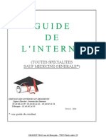 Guide Interne 2006