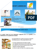 cours Confort lumineux 10012
