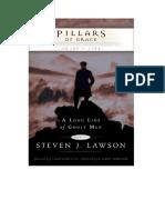 PILARES DE LA GRACIA. - Steven Lawson