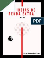ST _ 101 IDEIAS DE RENDA EXTRA
