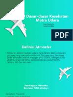 Dasar-dasar Kesehatan Matra Udara.pptx
