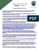 Genero - 1 y 2 parcial ACTUALIZADO 2020