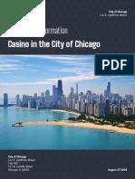 Chicago Casino RFI
