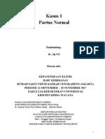 Kasus Partus Normal