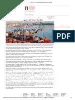 Índice de Desempeño logístico del Banco Mundial