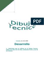 dibujo tecnico - conceptos generales